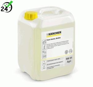RM 91 AGRI Piana alkaliczna 10 l Karcher