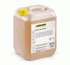 RM 92 AGRI Preparat zmiękczający, alkaliczny 10 l Karcher