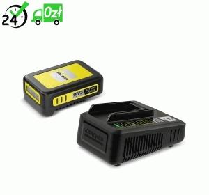 Zestaw: Szybka ładowarka + Bateria 18V / 2.5 Ah Karcher