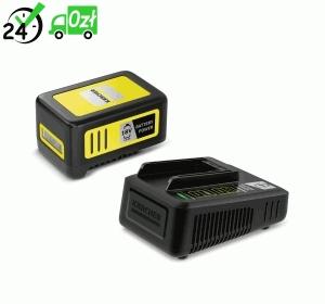 Zestaw: Szybka ładowarka + Bateria 18V / 5 Ah Karcher