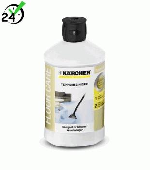RM 519 Środek do czyszczenia dywanów w płynie 1l, Karcher