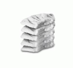 Powłoczki frotte – dysza ręczna