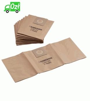 Papierowe worki filtracyjne do T 201 Karcher