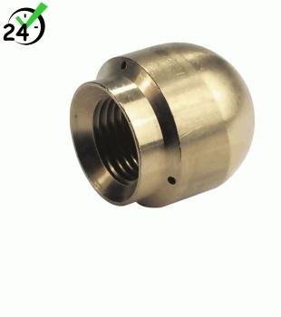 Dysza do czyszczenia rur, rozmiar 50, Ø 16 mm K/Parts