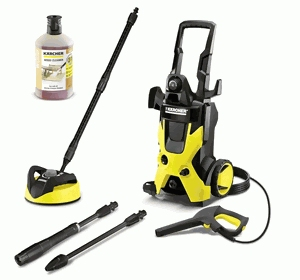 K 5 Home Wood myjka Karcher  T-Racer T 350