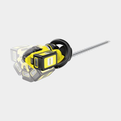 Akumualtorowe nożyce do żywopłotu HGE 36-60 firmy Karcher